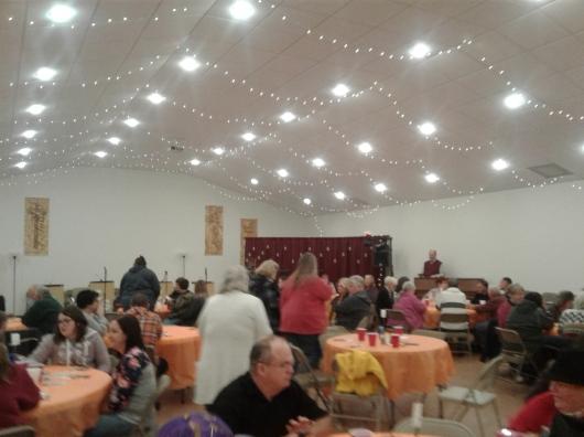 Thanksgiving Event Dinner