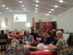 "Christmas ""Kick-Off"" Worship Celebration 11/26/17"
