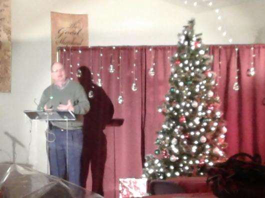 "Christmas ""Kick-Off"" Worship Celebration 11/26/17"