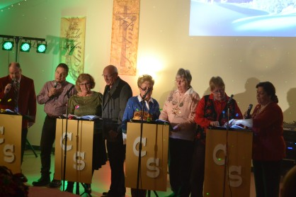 Pastor Ken and the Celebration Singers