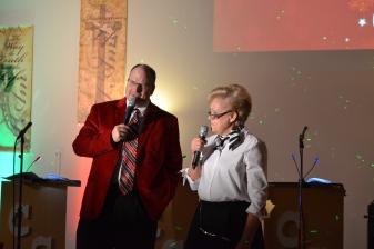 Pastor Ken and Vada