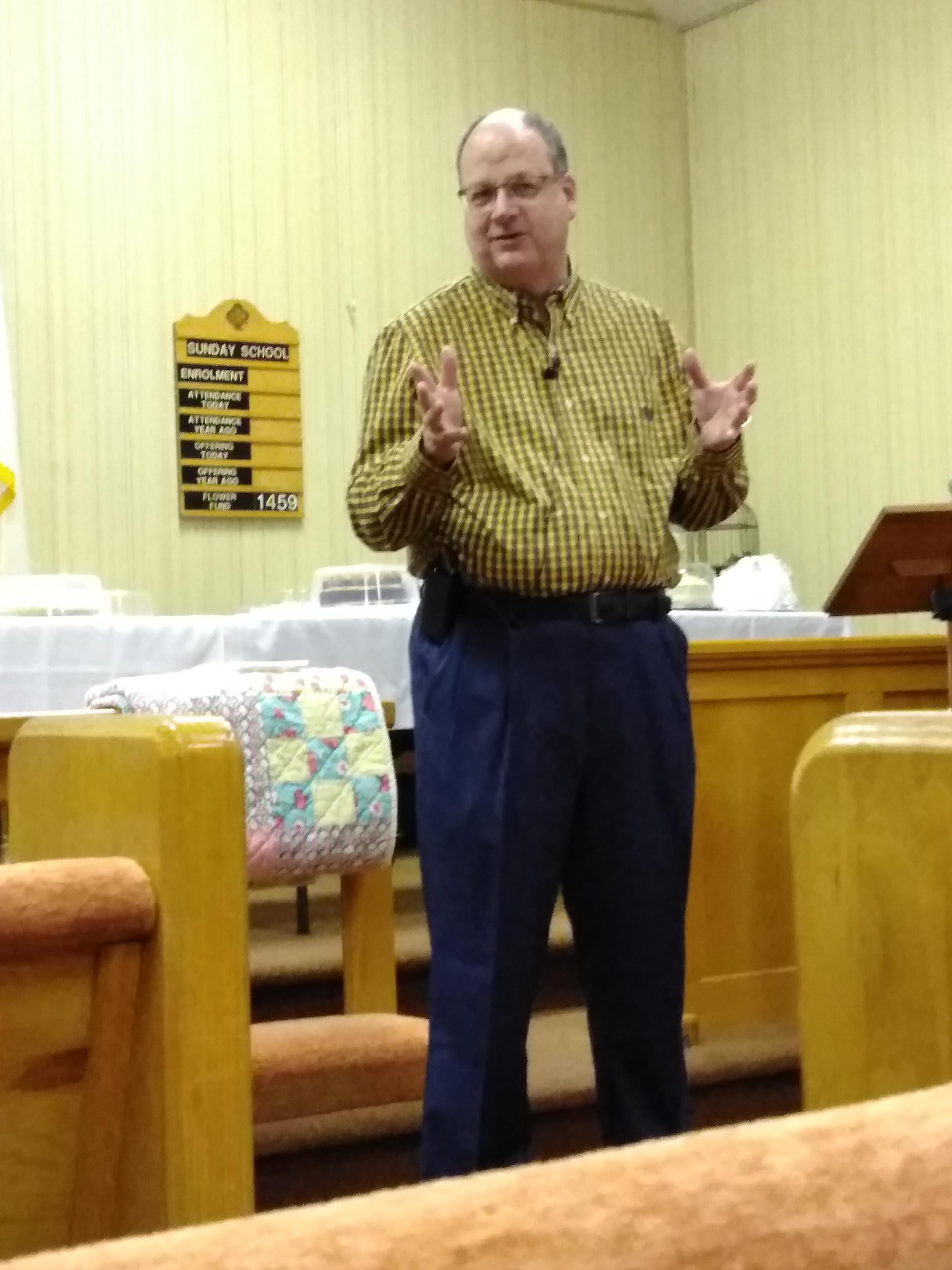 Preacher Ken