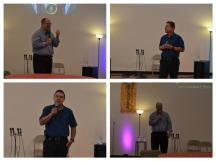 Preacher Ken and Tom Maides
