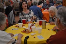 Thanksgiving Dinner at Eden